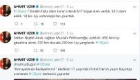 MILLI GÜVENLIK KONSEYI - Milletvekili Uzer, 12 Eylül Darbesinin Bilançosunu Hatırlattı