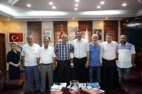 ŞAHIT - Milletvekili Yavuz'dan Başkan Yılmazer' Ziyaret