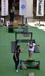 PUZZLE - Minikler, Macera Parkurunda Yarıştı