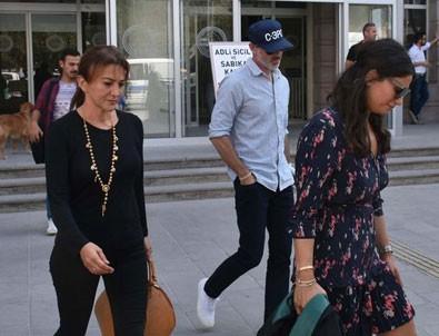 Murat Başoğlu'ndan boşanan Hande Bermek'ten ilk açıklama