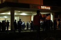KıRKÖY - Muş'ta Trafik Kazası Açıklaması 1 Ölü, 6 Yaralı
