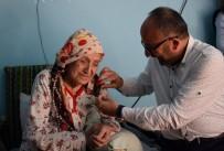 DOĞUM GÜNÜ - Neriman Anneye 99'Uncu Yaş Günü Sürprizi