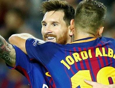 Neymar'sız Barça ezdi geçti!