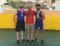 GÖRME ENGELLİLER - Nilüfer GESK, Türkiye Şampiyonası'ndan 3 Madalyayla Döndü