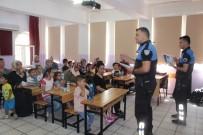 POLİS İMDAT - Öğrenciler Ve Velilere Polislerden Bilgilendirme
