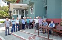 GECEKONDU - Caminin Yerinin Değiştirilmesine Cemaatten Tepki