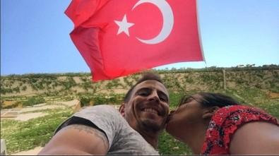 Portekizli futbolcudan Türk Bayraklı paylaşım
