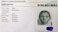 İCRA MEMURU - Rohingya Müslümanlarının Biyometrik Kayıtları Başladı