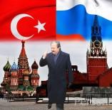 SÜLEYMAN DEMİREL - Rusya Devlet Başkanı Putin'den İşadamı Eski Bakan Çağlar'a Devlet Dostluk Nişanı