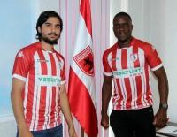 ÇORUH - Samsunspor Yeni Transferlerini Tanıttı