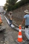 TARAŞÇı - Seydişehir Belediyesi Kaldırım Çalışmalarını Sürdürüyor