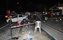 AHMET ÜNAL - Side'de Facianın Eşiğinden Dönüldü Açıklaması 6 Yaralı