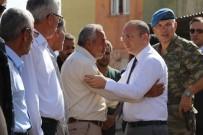 BÜNYAMİN KUŞ - Siirt Valisi Atik'ten Aslan Ailesine Taziye Ziyareti