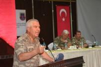 ÇÖZÜM SÜRECİ - Şırnak'ta Güvenlik Toplantısı