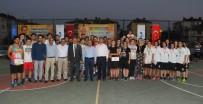 AKŞEHİR BELEDİYESİ - Sokak Basketbolu Turnuvası Sona Erdi