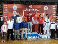 AHMET TURAN - Sorgun Belediyesi Sporcuları Samsun'dan Madalyayla Döndü