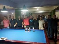 HALK EĞİTİM - Sorgun'da Bilardo Şampiyonası Düzenlendi