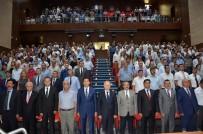 HACI BAYRAM - Tekirdağ'da Okul Müdürleri Toplandı