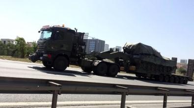İstanbul'da askeri hareketlilik