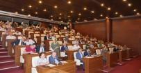 ORHAN FEVZI GÜMRÜKÇÜOĞLU - Trabzon Büyükşehir Belediye Meclisi Eylül Ayı Oturumları Başladı