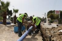 CENGIZ ERGÜN - Turgutlu'nun Prestij Caddelerinde Altyapı Çalışması