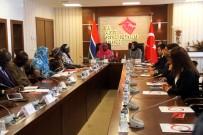 FATMA BETÜL SAYAN KAYA - Türkiye İle Gambiya Arasında İş Birliği Protokolü İmzalandı
