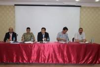 EMNİYET AMİRİ - Tutak'ta Okul Ve Çevre Güvenliği Toplantısı Yapıldı
