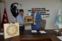 KAZAKISTAN - Ural Ve Manisa'nın Kardeşliği Devam Ediyor