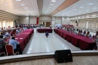 MEHMET MARAŞLı - Ürgüp'te Okul Servis Sürücüleriyle Toplantı Yapıldı