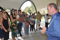 ŞEYH EDEBALI - Yabancı Öğrenciler Erasmus Kapsamında Bilecik'e Geldi