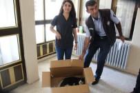 MEHMET NURİ ÇETİN - Yaralı Bulunan Kedi Muş'a Sevk Edildi