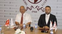 KUZEY KIBRIS - YDÜ İle Kuzey Kıbrıs Türk Kızılayı Arasında İşbirliği Protokolü İmzalandı