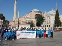 YEREBATAN SARNıCı - Yetim Ve Öksüz Çocukların İstanbul Gezisi Devam Ediyor