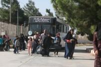 ÖNCÜPINAR - 15 Bin Suriyeli Türkiye'ye Döndü
