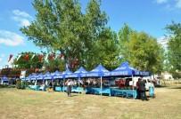 GENÇLIK PARKı - 3. Tarımsal Ürünler Festivali Başlıyor