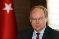 KAPANIŞ TÖRENİ - AB Delegasyonu Başkanı Berger'den Açıklamalar