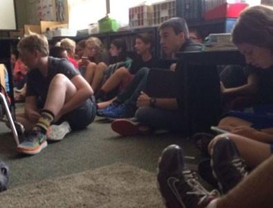 ABD'de okulda saldırı: Ölü ve yaralılar var