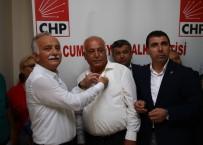 MECLİS ÜYESİ - AK Parti'den İstifa Eden Meclis Üyesi CHP'ye Geçti