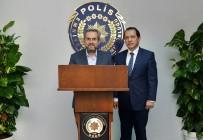 NECDET ÜNÜVAR - AK Parti Milletvekilleri Yıldız'ı Ziyaret Etti