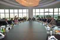 NURETTIN ÖZDEBIR - AK Parti'nin Ekonomi Kurmayları  ASO 1. OSB'de
