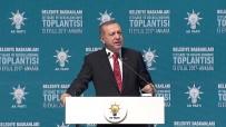 MAHALLİ İDARELER - AK Partili Belediyeler İçin De Hedef Koydu