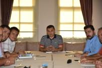 MUSTAFA TUNA - Alanya'da Meclis Kararıyla Oluşturulan Komisyonlar Toplandı
