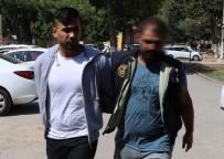 SIĞINMA HAKKI - Almanya'ya Kaçmaya Çalışan PKK'lı Havalimanında Yakalandı