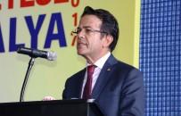LÜTFI ELVAN - ATB Başkanı Çandır'dan Tüketicilere 'Yöresel Ürün' Çağrısı