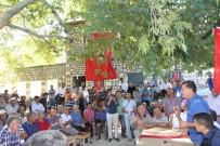 MAHALLİ İDARELER - Başkan Tuna, Mahalle Gezilerinde Belediye Hizmetlerini Anlattı