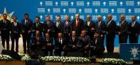YUSUF ZIYA YıLMAZ - Başkan Yılmaz, Ödülünü Cumhurbaşkanı Erdoğan'dan Aldı