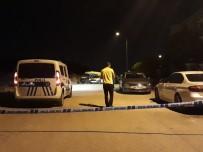 CENAZE ARACI - Başkent'te Sokak Ortasında İnfaz