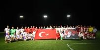 SMYRNA - Bayraklı'da Dernekler Turnuvada Buluştu