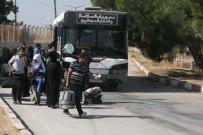 ÖNCÜPINAR - Bayramı Ülkelerinde Geçiren 15 Bin Suriyeli Türkiye'ye Döndü
