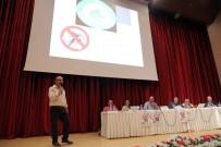 ERTUĞRUL TANRıKULU - Belediyeden Çevreye Duyarlı Sivrisinek Mücadelesi